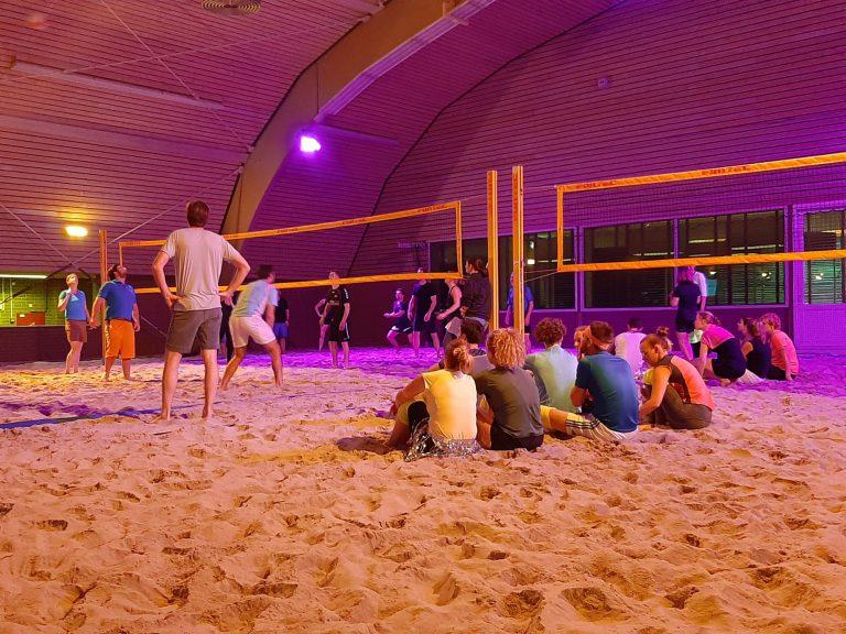 Strand365 Activiteiten familiedag Brabant beachvolleybal teambuilding Beach Battle