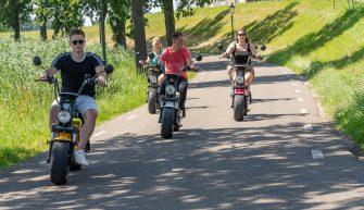 Strand365 Activiteiten familiedag Brabant teambuilding E-Chopper Fun Rijden